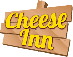 cheese inn bord